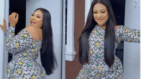 'My Bortos Is Too Big To Hide, I Don't Intentionally Flaunt It'–Nigerian Actress Brags (Photos)