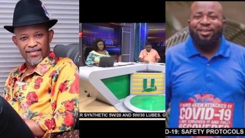 Despite Media Descend Heavily On Nii Teiko Tagoe, A Presidential Staffer For Insulting Fadda Dickson