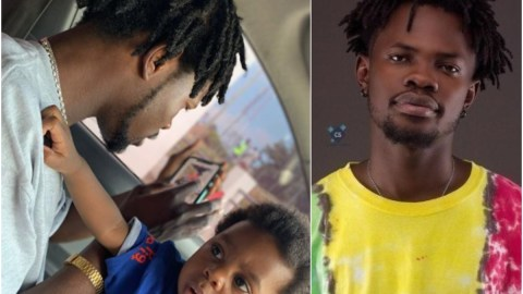 Asem Aba: Fan Asks Singer Fameye to Run A DNA Test Because His Son Belongs to Someone Else