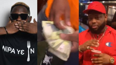 Dblack Feeling Down After Loosing ghc1000 To Medikal Over Fifa Game – Video