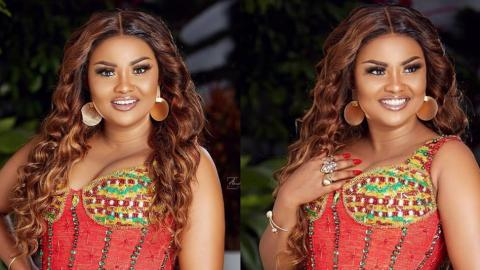 Wondering How Nana Ama McBrown Keeps Look Good? This Could Be Her Secret (Video)