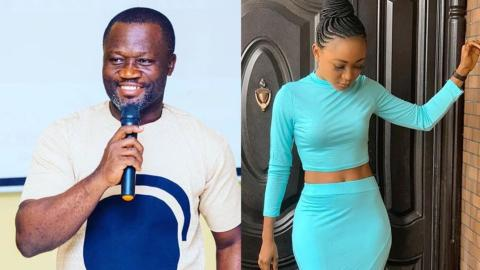 Ola Michael Gives Explanation For Akuapem Poloo's N@ked Video, Says Its A Friend Trying To Destroy Her (Video)