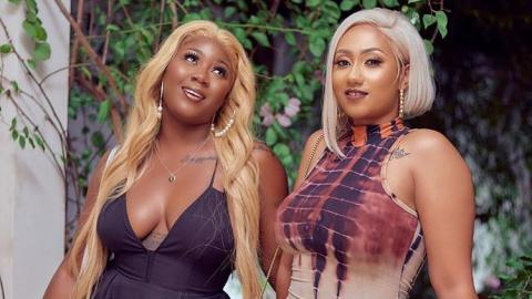 Hajia4Real Subtly Shades Salma Mumin For Questioning Her About The Guy She Was With In A Photo