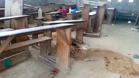 Cameroon: Gunmen storm private school, shoot and kill 6 young pupils [Graphic Videos]