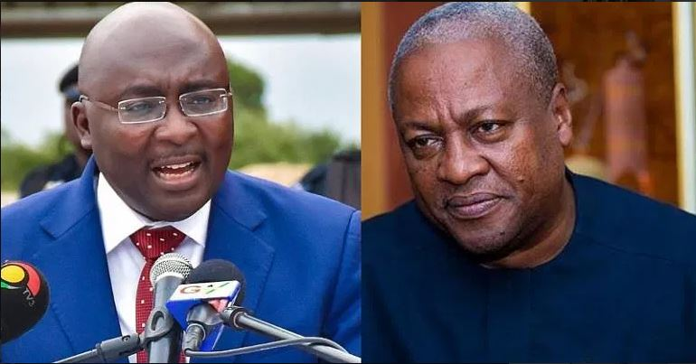 """The Presidency Is Not A Remedial Class For You To Want To Come Back To Correct Mistakes"" – Bawumia Drags Mahama"
