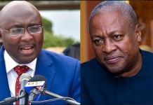 """""""The Presidency Is Not A Remedial Class For You To Want To Come Back To Correct Mistakes"""" – Bawumia Drags Mahama"""