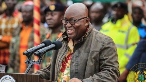 """Get ready to enjoy more free things when I win"" – Akufo-Addo tells Ghanaians"