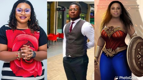 Charlotte Osei Reacts To Death Of Ray Styles And It's So Sad – See What She Said