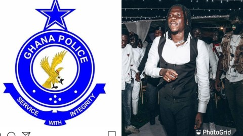 """The Ghana Police Never Took Responsibility For Damaging My Knee""- Stonebwoy Joins Fight Against Policy Brutality"