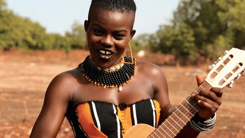Wiyaala warns the older men in his area who only want to marry small girls