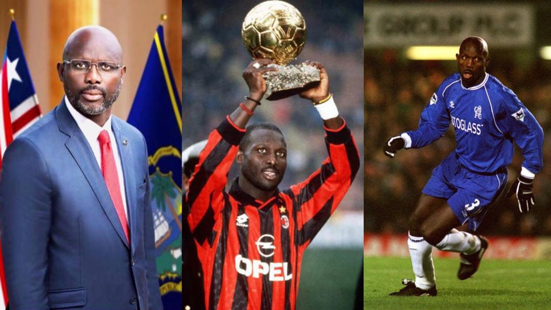 Is George Oppong Weah a Ghanaian? Why is he called 'Oppong?'