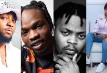#EndSars: Davido, Naira Marley, Olamide, Juliet Ibrahim, others call for the SARS in Nigeria, cry over police brutality and intimidation