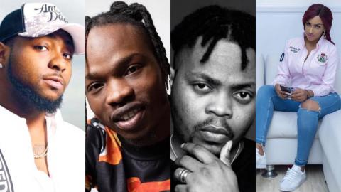 #EndSars: Davido, Naira Marley, Olamide, Juliet Ibrahim, others call for the end of SARS in Nigeria, cry over police brutality and intimidation