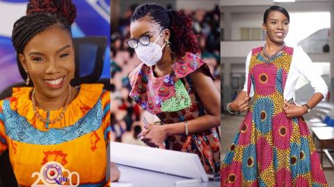 14 Things You Probably Do Not Know About Dr. Elsie Effah-Kaufmann – Quiz Mistress Of NSMQ
