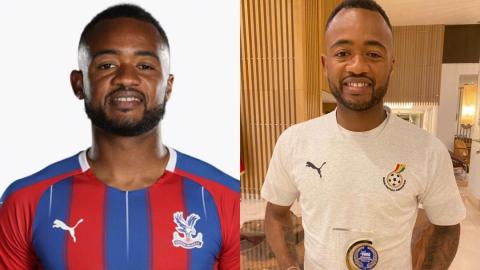 Jordan Ayew beats Thomas Partey to win SWAG Footballer of the Year award