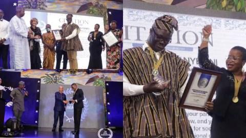 25th Ghana Journalists Awards: Full List Of Winners