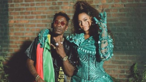 Beyonce And Shatta Wale's 'Already' Wins Best Collaboration Of The Year At The 2020 BreakTudo Awards