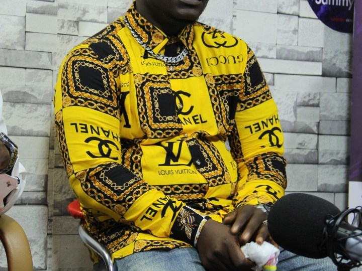 Liberians Love Shatta Wale And He Has Over # Million Followers There- Liberian Dancehall Artist Discloses 1