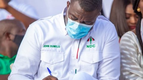 """Half of my salary as MP will be reinvested in the youth"" – John Dumelo promises big [Video]"