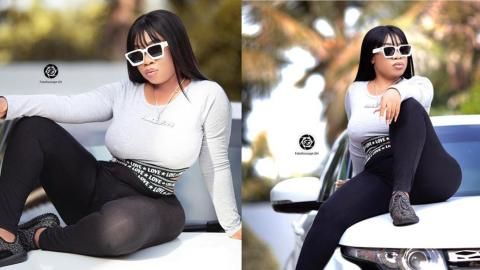 I'm Too Jealous To Date A Musician, I Can't Handle Their Level Of Craziness – Moesha Buduong