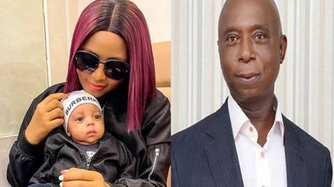 Revealed: Ned Nwoko, Regina Daniels Squash Marriage Crisis Rumour In A New Video