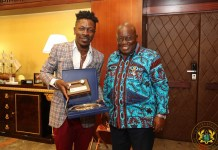 Shatta Wale supports government's 'One District One Factory' policy ahead of the election