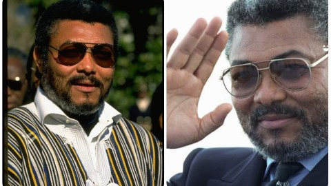 """JJ Was An Outstanding And Charismatic  Leader"""" – Ghanaian Celebs Mourn JJ Rawlings"""