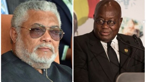 PRESS RELEASE: Ghana To Hold 7 Days National Mourning For The Late JJ Rawlings