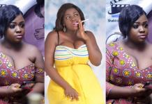 Photos pop up revealing the humble beginning of Tracey Boakye when she was leaving in a 'single room'