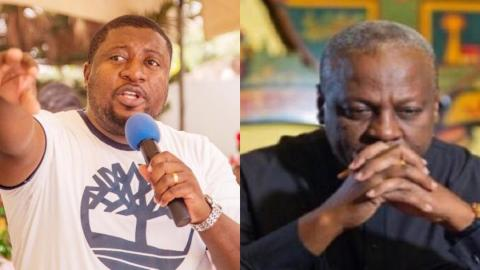 """""""Ghanaians must know that Mahama is not a good choice for president"""" – NPP's Nana B barks"""