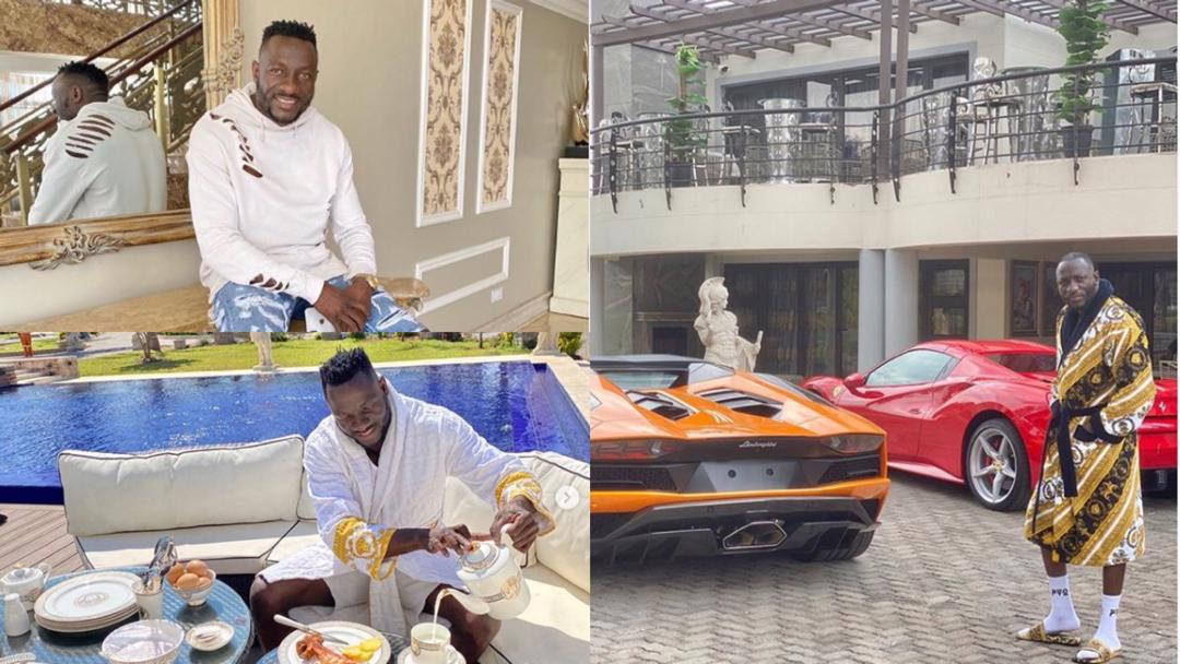 Late socialite Ginimbi's expensive mansion to be turned into fancy hotel » GhBase•com™
