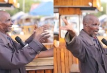 """""""This is why I have never been sick in my entire life..."""" – 69-year-old Ghanaian preacher reveals his secrets"""