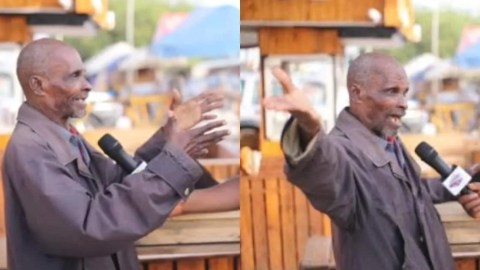 """This is why I have never been sick in my entire life…"" – 69-year-old Ghanaian preacher reveals his secrets"
