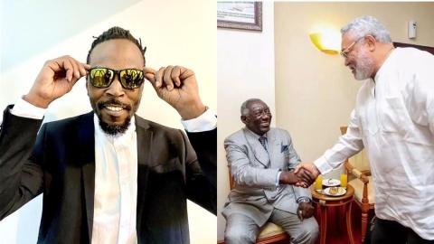 """""""It was my music that settled the beef between President Kufuor and President Rawlings – Kwaw Kese"""