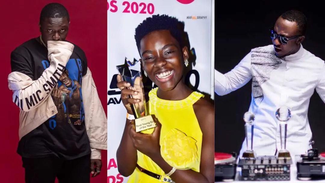 Ghana DJ Awards 2020: Full List Of Winners