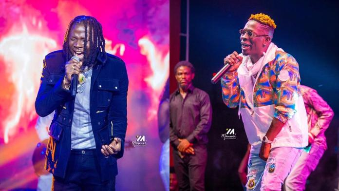 Shatta Wale, Stonebwoy nominated for MOBO Awards 2020 - Full List Of Nominees