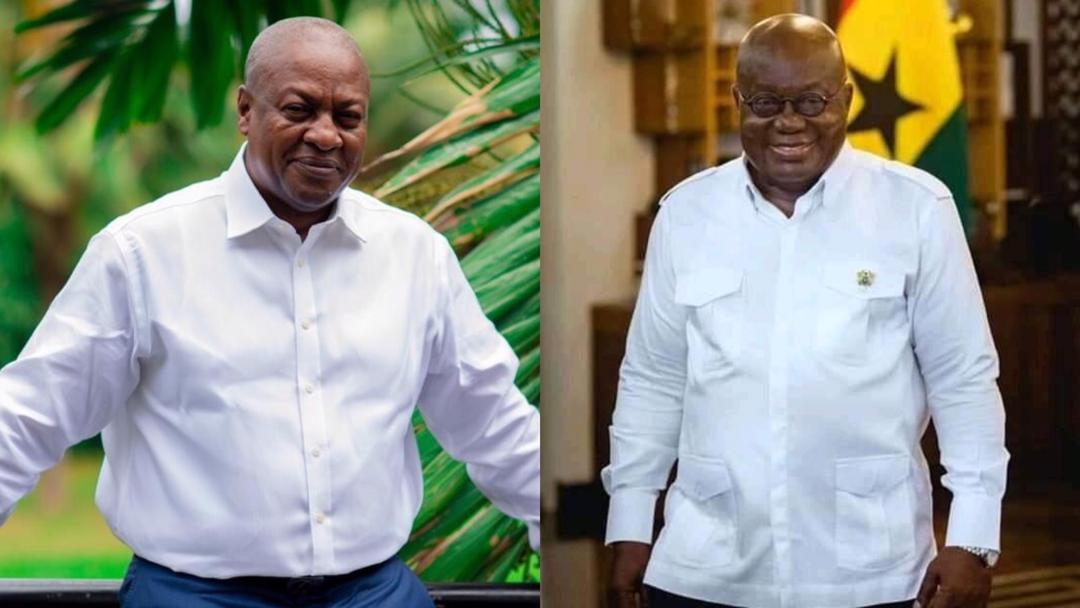 Go And Drink From River Birim If You've Dealt With Galamsey – Mahama Dares Akufo Addo