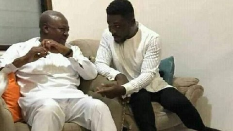 I Feel Ashamed That I Campaigned To Remove You From Power – A Plus Tells Mahama