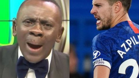 Akrobeto Goes International Again After Chelsea Player Cesar Azpilicueta Reacts When He Mispronounced His Name