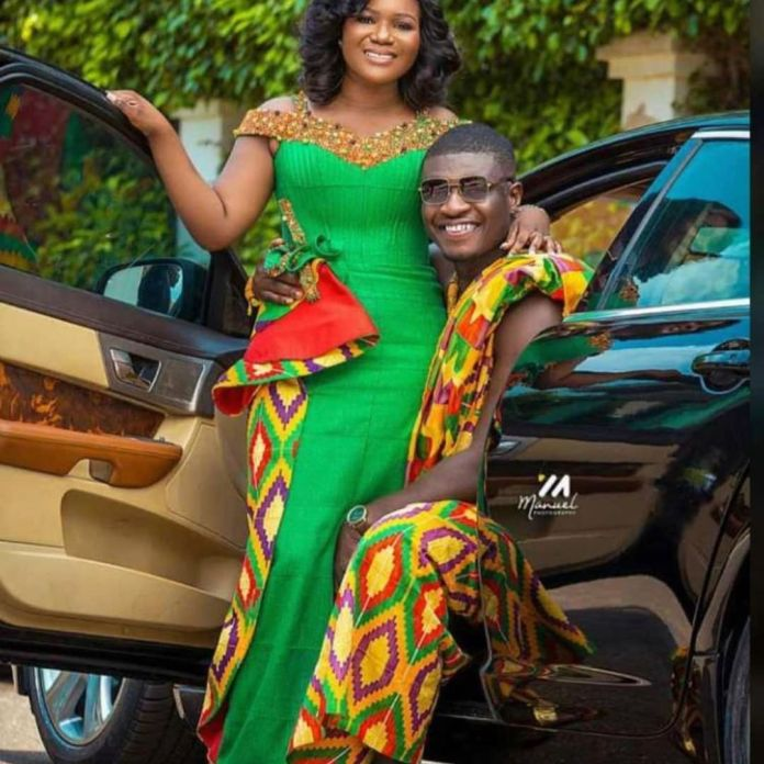 JUST IN: Pictures From Radio Presenter Lexis Bills Wedding 2