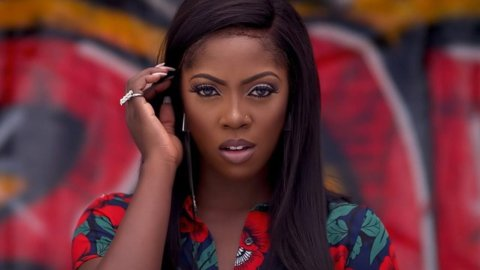 This 'Wicked' Photo Of Tiwa Savage Has Caused A Buzz On The Internet