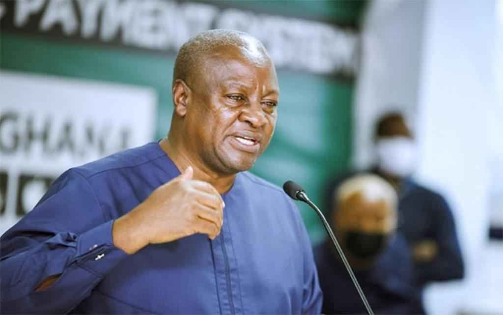 """We are in court but our protests will continue"" – Mahama"