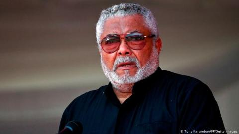 Jerry John Rawlings' funeral postponed
