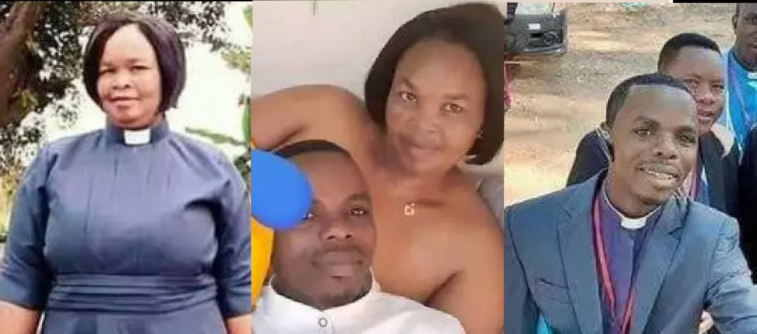 Reverend caught in bed with his assistant female pastor