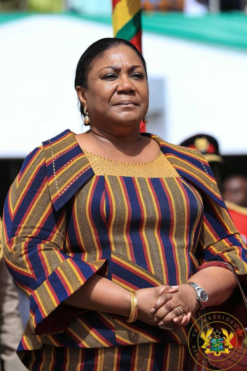 """""""Put our country first and vote for my husband, President Akufo-Addo"""" – Rebecca Akufo-Addo urges Ghanaians"""