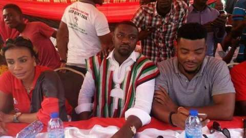 """""""Politics is not about popularity"""" – Netizens troll John Dumelo for potentially losing the election"""