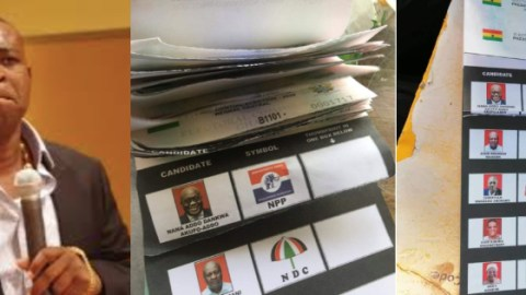 Ghana Election 2020: EC Officers Issuing Ballot Papers Without The Picture Of Akufo Addo Must Be Arrested – Chairman Wontumi