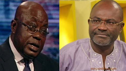 Pray And Fast Seriously For Akufo Addo Till Jan 7 Else Doom Will Happen – Kennedy Agyapong Tells NPP Supporters