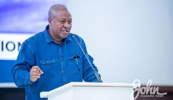 Mahama's address to the nation on the election petition