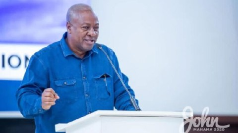 John Mahama's address to the nation on the election petition – Read Full TEXT